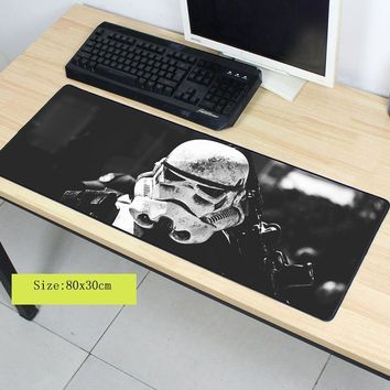 Star Wars Force Episode 1 2 3 4 5  mouse pad 800x300x3mm pad to mouse notbook computer mousepad map gaming padmouse gamer to keyboard mouse mats AT_72_6