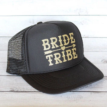 Bride Tribe - Bachelorette Party - Bride // Trucker Hat