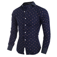 Urban Men's Fashion Style Shirt