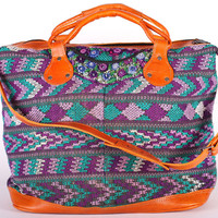 ENRICA HUIPIL DAY BAG