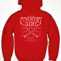Women's Country Girl® Pure Rock Relaxed Pullover Hoodie