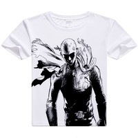 One Punch Man Short Tee