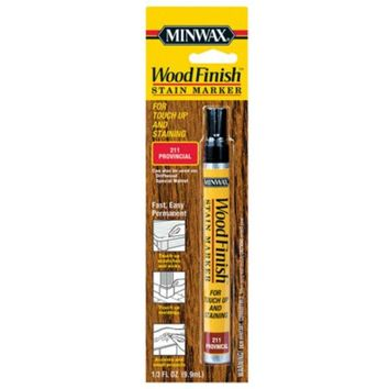 Minwax® 63482 Wood Finish™ Stain Marker, Provincial, 1/3 Oz