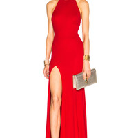 Alexandre Vauthier Gown in Red | FWRD