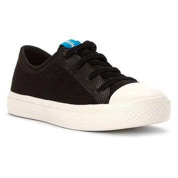 People Footwear Phillips | Girls' - Really Black/Picket White