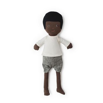 William Organic Boy Doll by Hazel Village