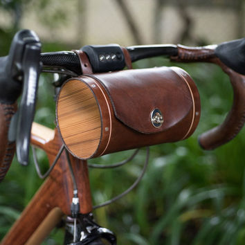 Handlebar Barrel Bag