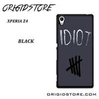 Idiot 5sos Hater For Sony Xperia Z4 Case UY