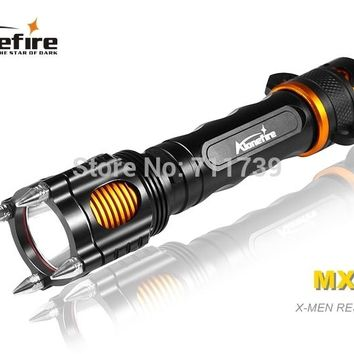 AloneFire MX01 X-MEN Series CREE XM-L2 LED 6 mode. For 1x18650 rechargeable.