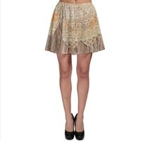 Moana Inspired Skater Skirt