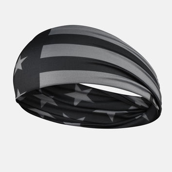 Tactical Double-sided Wide Headband