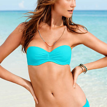 The Flirt Bandeau - Beach Sexy - Victoria's Secret