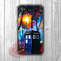tardis beautiful scenery at the park -trtr for iPhone 4/4S/5/5S/5C/6/ 6+,samsung S3/S4/S5,samsung note 3/4