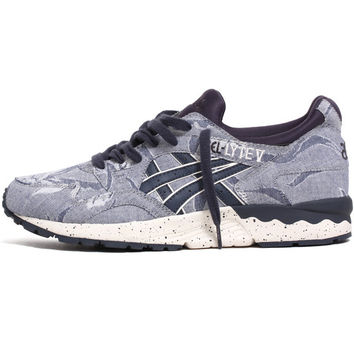 Gel-Lyte V 'Japanese Textile' Sneakers Indian Ink / Indian Ink