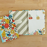 Painted Garden Sticky Note Set