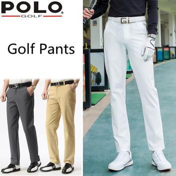 brand POLO. Mens Solid Golf Sports Pants, Golf Tour Performance Dri-Fit, Solid Golf Style Pants Fit