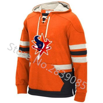 New Designs Winter Houston Jerseys Hoodies, Stitched Custom Any Texans/Astros/Rockets Team Player Name And Number Sweatshirts