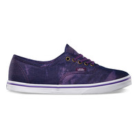 Washed Denim Authentic Lo Pro