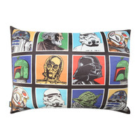 Star Wars Classic Micro Raschel Plush Pillow