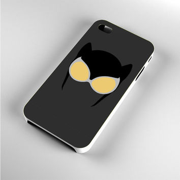 Catwoman Mask iPhone 4s Case