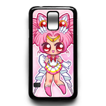 Sailor Chibi Mini Moon By Cheshirepanda Samsung Galaxy S4 Galaxy S5 Galaxy S6 Galaxy S6 Edge Galaxy S6 Edge Plus Galaxy S7|S7 Edge Case