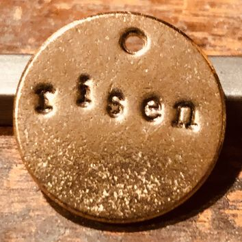 A Teeny Tiny Easter Reminder: risen