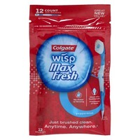 Colgate Peppermint WISP - 12 count