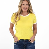 Coco Casual Tee | 8 colors
