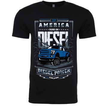 America Runs on Diesel Smoke
