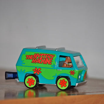 8GB Mystery Machine USB flash drive memory data storage mac or pc computer laptop macbook pro miniature shaggy scooby doo minifigures car