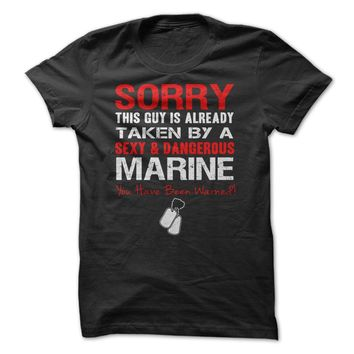 Sorry This Guy is Taken by a Marine