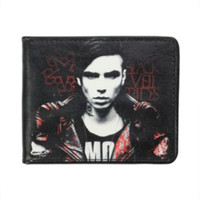 Black Veil Brides Andy Black Bi-Fold Wallet