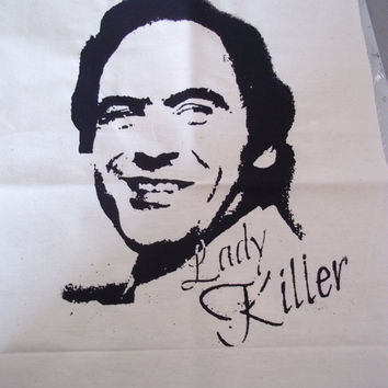 Ted Bundy Back patch