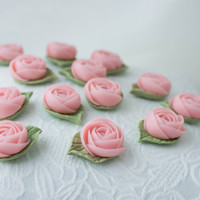 Pink Wedding Flowers Favours Rose Magnets  wedding party decorations invitations unique party favors wedding  favor gift winter ideas