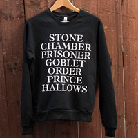 Harry Potter Sweater by SoEffingCute on Etsy