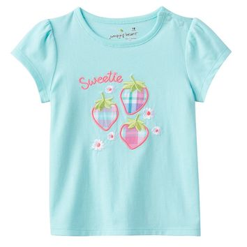 Jumping Beans ''Sweetie'' Strawberry Tee - Baby