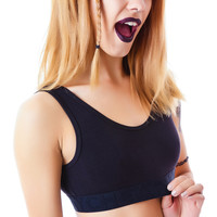 Cheap Monday Sporty Bra Black