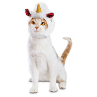 Petco Holiday Unicorn Cat Hat