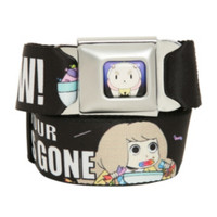 Cartoon Hangover Bee And PuppyCat Bkowww! Seat Belt Belt