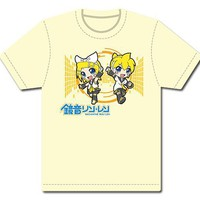 Vocaloid Miku Hatsune Rin and Len T-Shirt