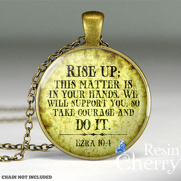 bible quotes photo pendant,bible jewelry pendant,quote pendant charm- Q0151CP