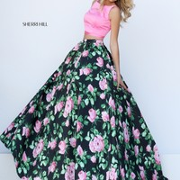 Sherri Hill 50456 Prom Dress