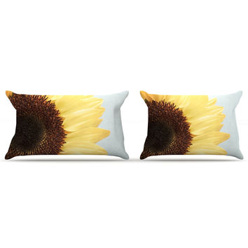 "Susannah Tucker ""Sunshine"" Sunflower Pillow Sham"