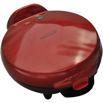 Brentwood Red Quesadilla Maker