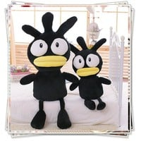 Toys for children Black chicken figurine  at freddy plush anime spongebob toy stuffed animals feisty pets