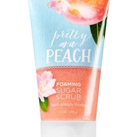 Foaming Sugar Scrub Pretty as a Peach