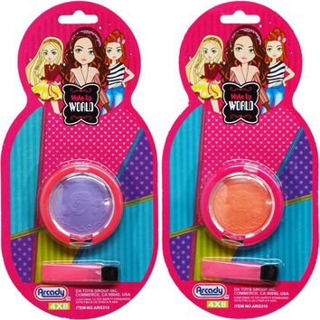 2 piece make-up world collection Case of 144