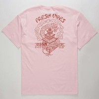 FRESH VIBES Thank You Mens T-Shirt