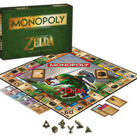 Monopoly: Legend of Zelda Collector's Edition (New)