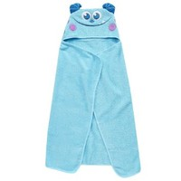Disney Baby Puppet Head Towel Set, Blue Monsters Sully